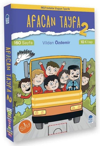 Afacan Tayfa 2 - 1. Sınıf Okuma Seti - 10 Kitap Takım