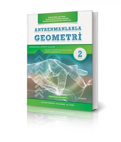Antrenmanlarla Geometri İkinci Kitap Antrenman Yayınları