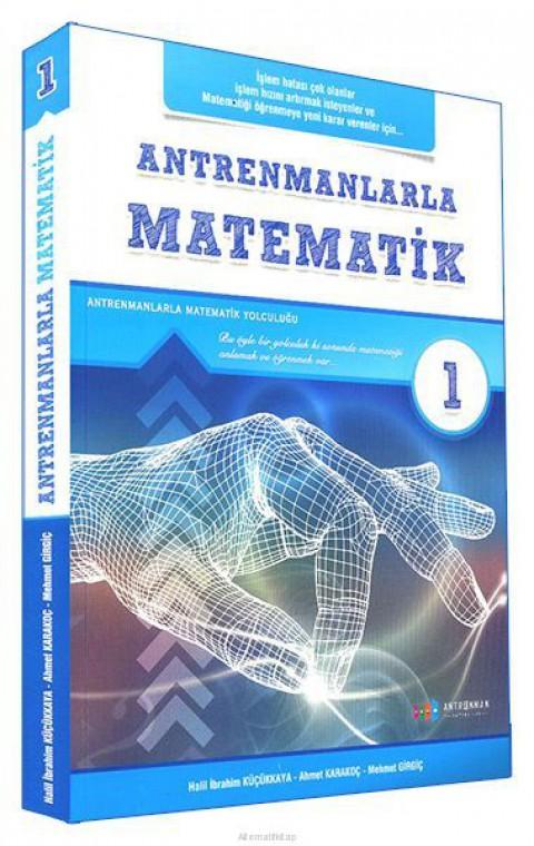 Antrenman Yayınları Antrenmanlarla Matematik Birinci Kitap