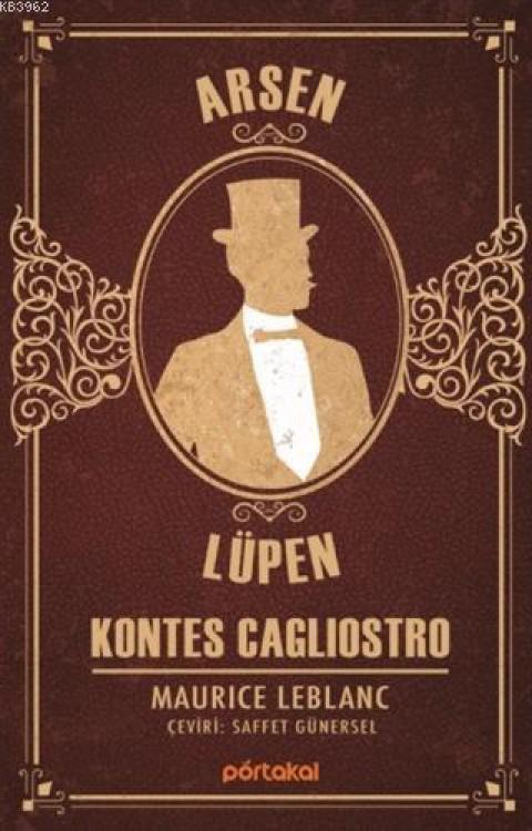 Arsen Lüpen - Kontes Cagliostro