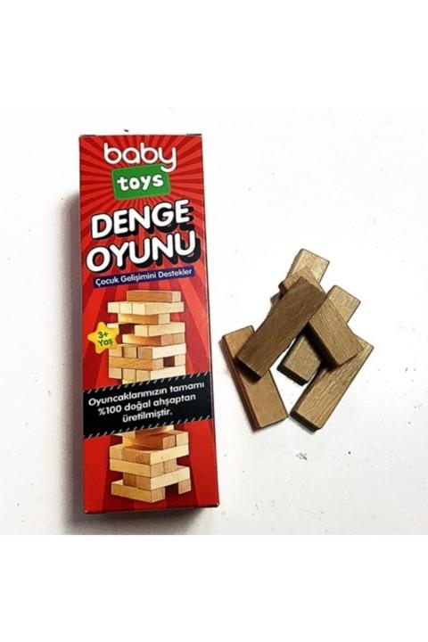 BabyToys Ahşap Denge Oyunu