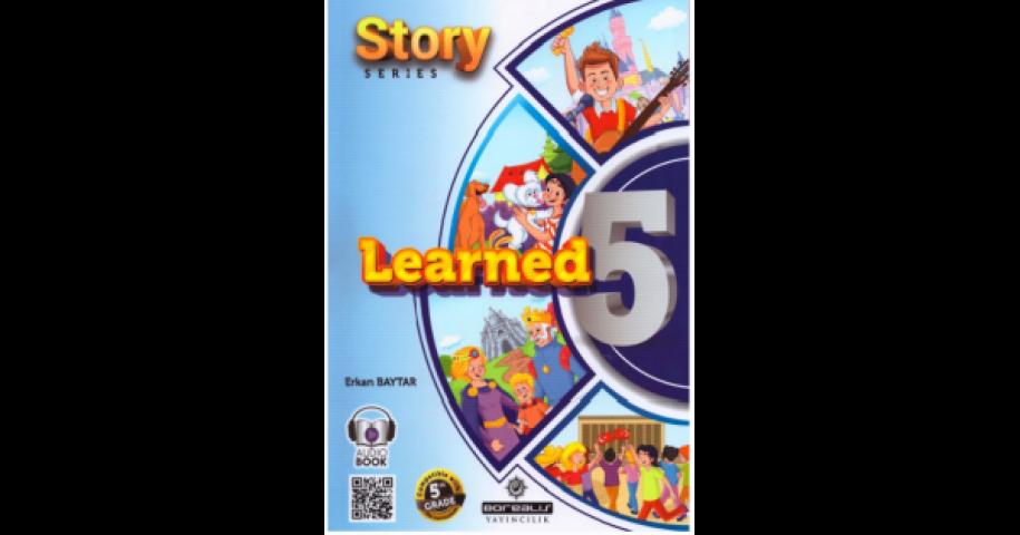 Borealis Yayıncılık 5. Sınıf İngilizce Hikaye Seti