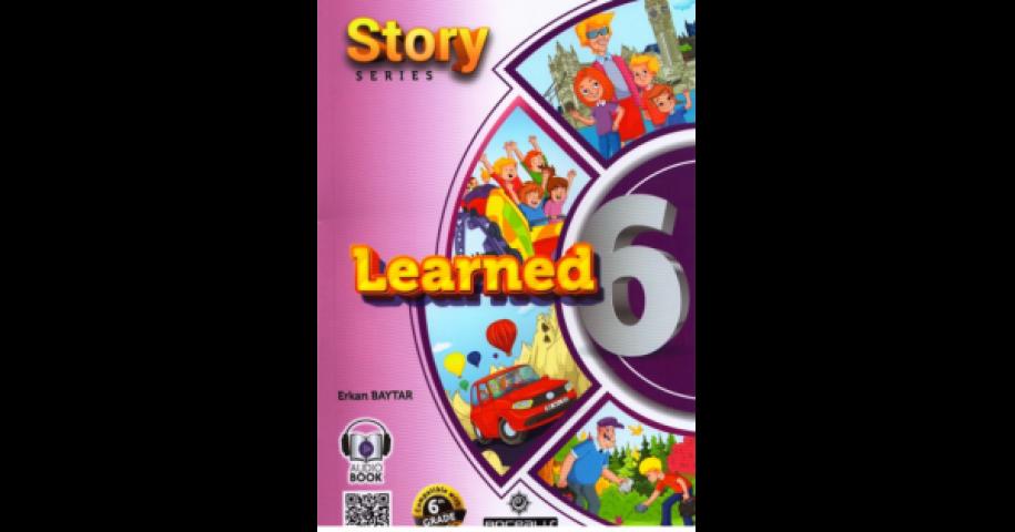 Borealis Yayıncılık 6. Sınıf İngilizce Hikaye Seti