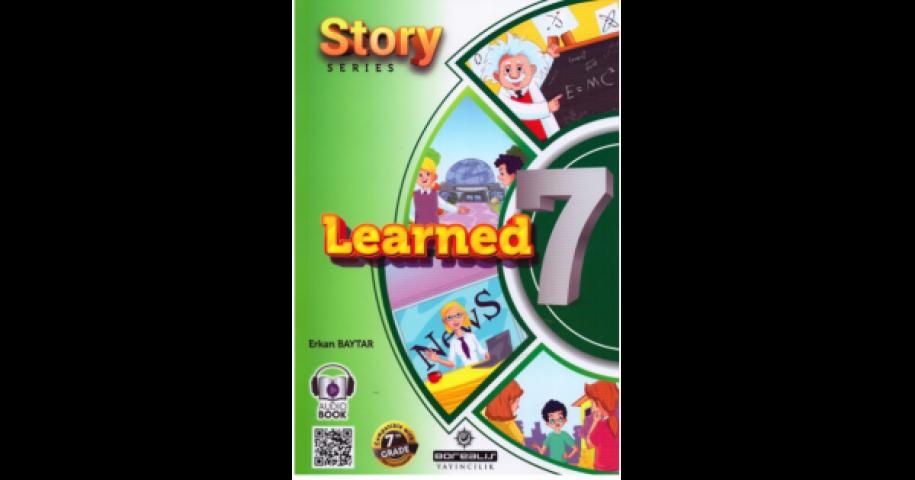 Borealis Yayıncılık 7. Sınıf İngilizce Hikaye Seti