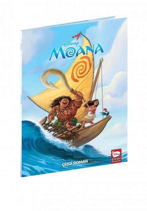 Disney Çizgi Klasikler Moana - Çizgi Roman