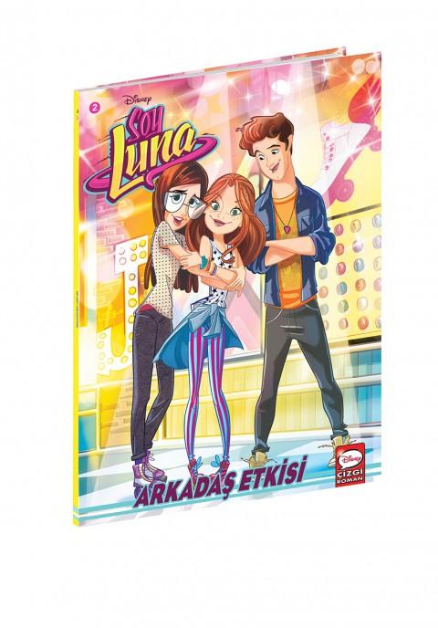 Disney Çizgi Klasikler Soy Luna Arkadaş Etkisi 2 - Çizgi Roman