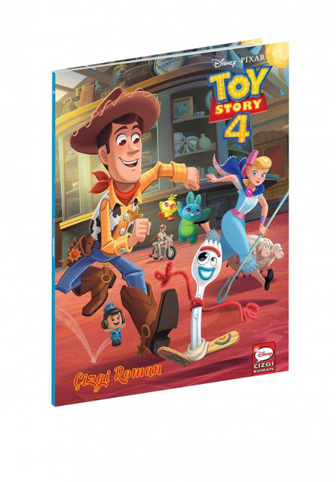 Disney Çizgi Klasikler Toy Story 4 - Çizgi Roman