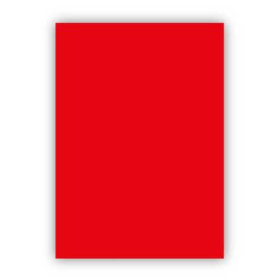 Fon Kartonu 50x70 cm Kırmızı
