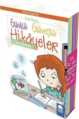 Günlük Güneşlik Hikayeler 1. Sınıf Okuma Kitabı 10 Kitap Takım