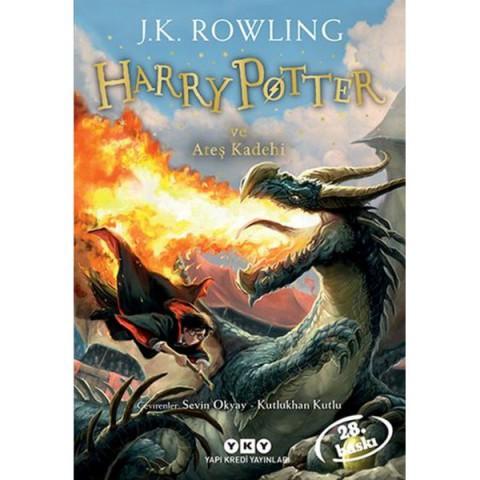 Harry Potter ve Ateş Kadehi - J.K. Rowling