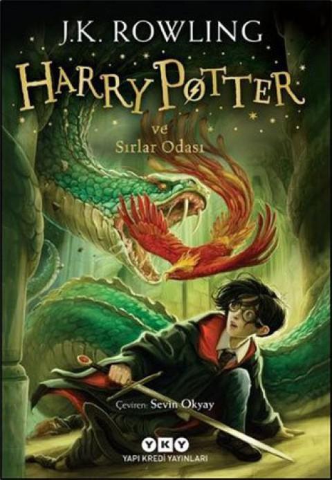 Harry Potter ve Sırlar Odası - J.K. Rowling