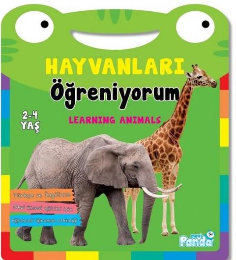 Hayvanları Öğreniyorum 2 - 4 Yaş
