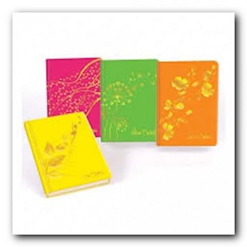 Keskin Color 14x20 Deri Kilitli Hatıra Defteri