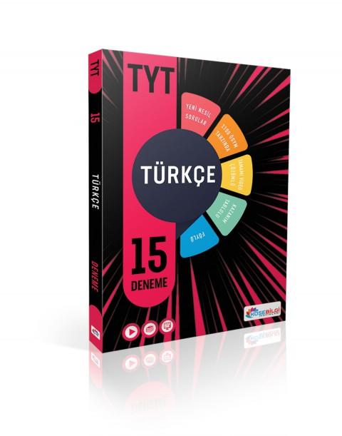 Köşebilgi TYT Türkçe 15 Branş Deneme Video Çözümlü
