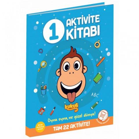 Kukuli Aktivite Kitabı 1 Beta Kids