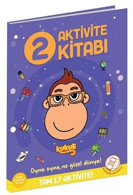 Kukuli Aktivite Kitabı 2 Beta Kids