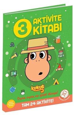 Kukuli Aktivite Kitabı 3 Beta Kids