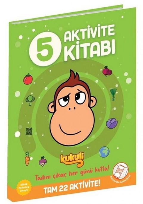 Kukuli Aktivite Kitabı 5 Beta Kids