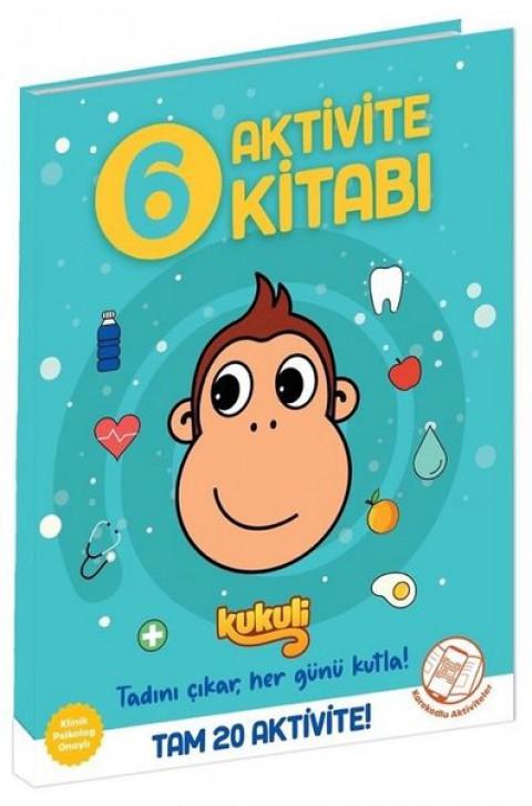 Kukuli Aktivite Kitabı 6 Beta Kids