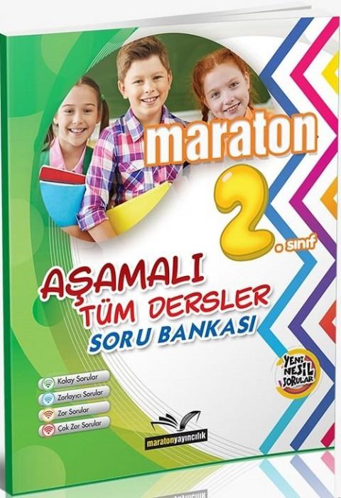 Maraton Yayıncılık 2. Sınıf Tüm Dersler Soru Bankası