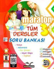 Maraton Yayıncılık 3. Sınıf Tüm Dersler Soru Bankası