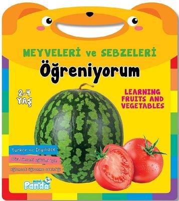 Meyveleri ve Sebzeleri Öğreniyorum 2 - 4 Yaş