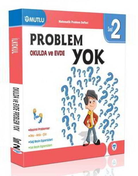 Mutlu Yayıncılık 2. Sınıf Evde Okulda Problem Yok