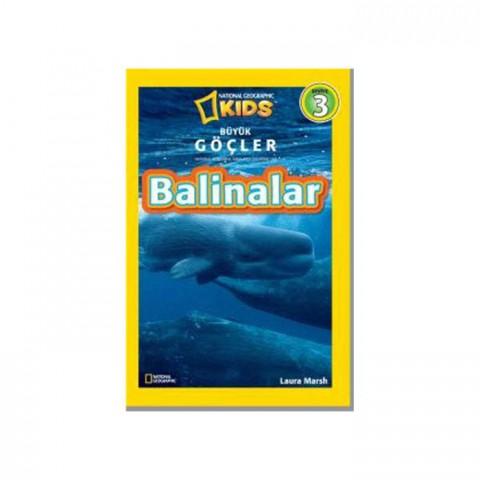 National Geographic Kids - Büyük Göçler Balinalar