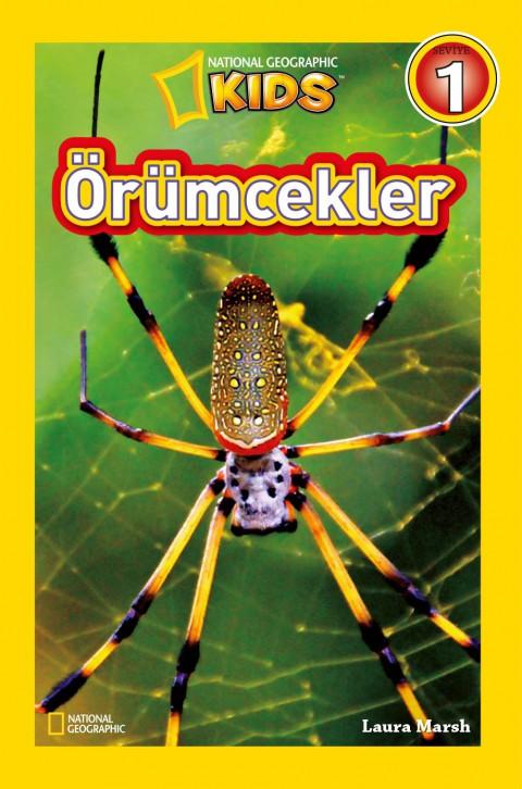 National Geographic Kids - Örümcekler