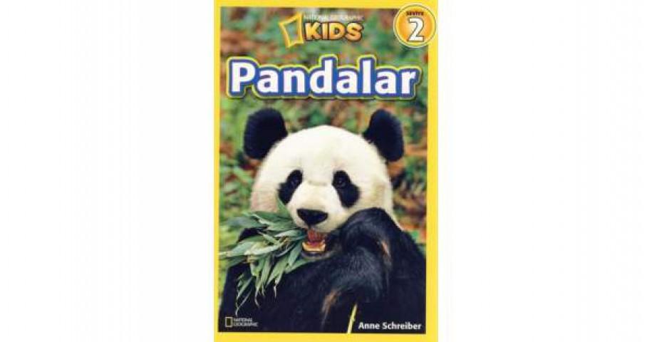National Geographic Kids - Pandalar