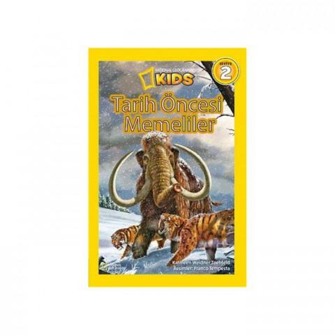 National Geographic Kids - Tarih Öncesi Memeliler