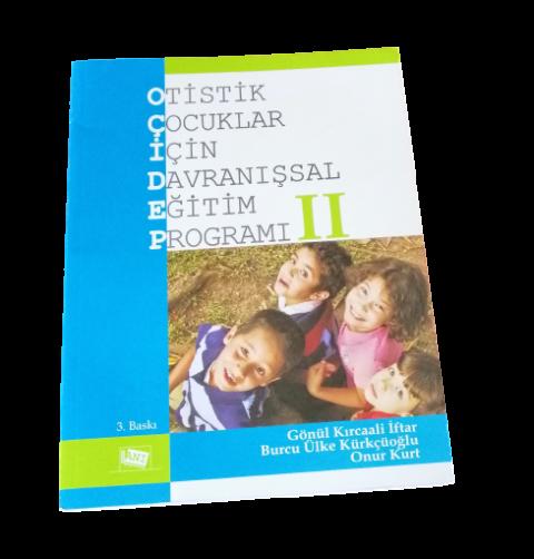 Otistik Çocuklar İçin Davranışsal Eğitim Programı 2