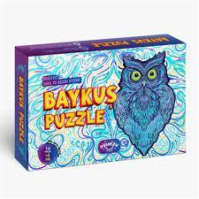 Oyunzu Baykuş Puzzle 112 Parça