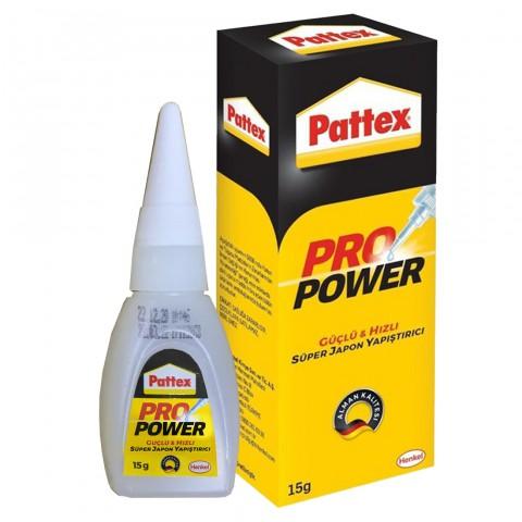 Pattex Pro Süper Japon Yapıştırıcı 15 gr