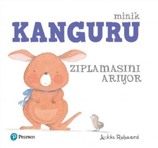 Pearson Çocuk Minik Kanguru Zıplamasını Arıyor!