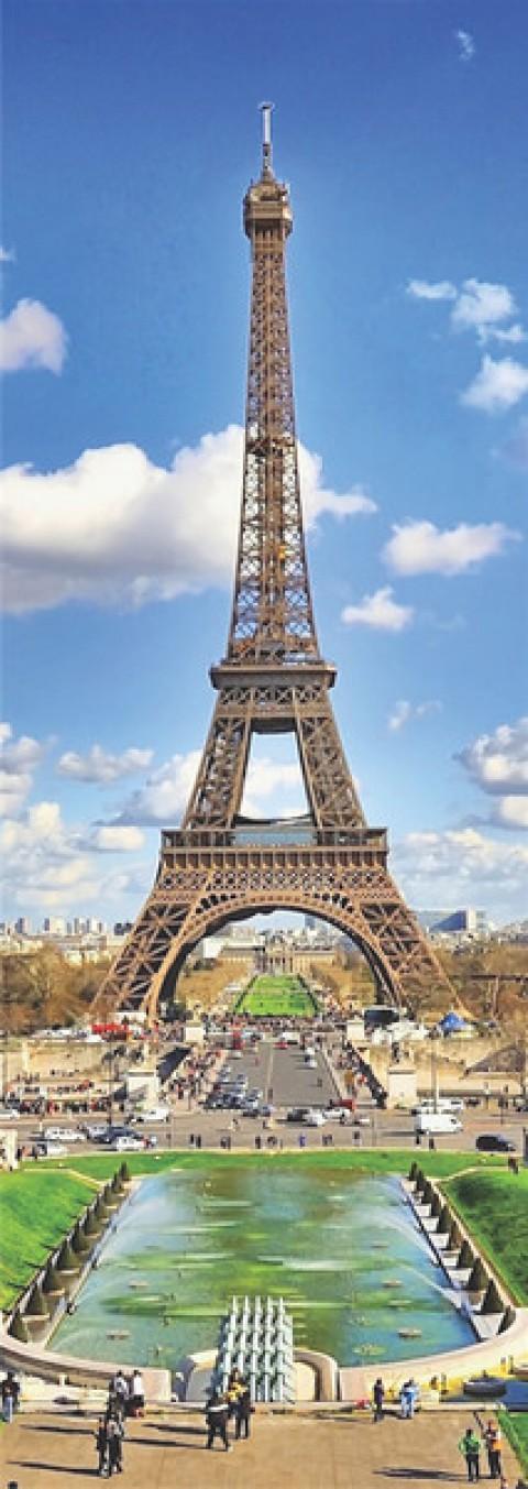 Puzz Panorama Paris 1000 Parça Puzzle