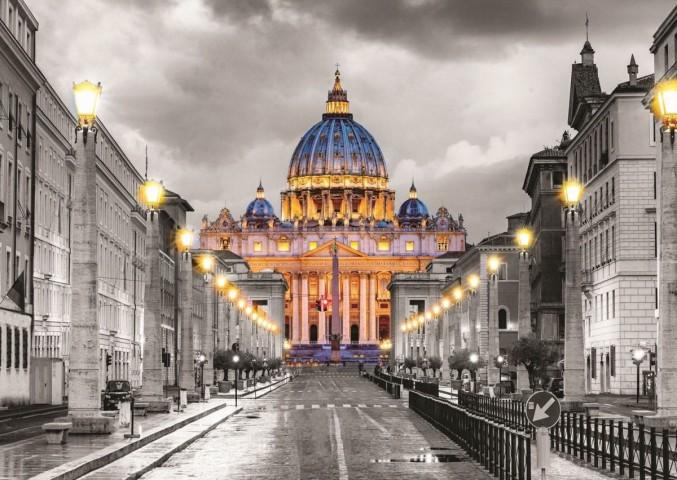 Puzz Roma 1000 Parça Puzzle