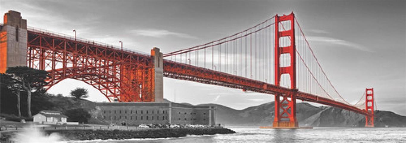 Puzz San Francisco 1000 Parça Puzzle