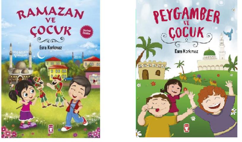 Ramazan ve Çocuk Peygamber ve Çocuk 2 Kitap Set