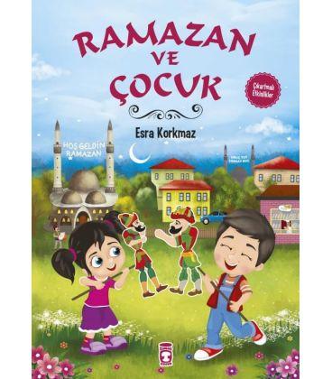 Ramazan ve Çocuk Timaş Yayınları