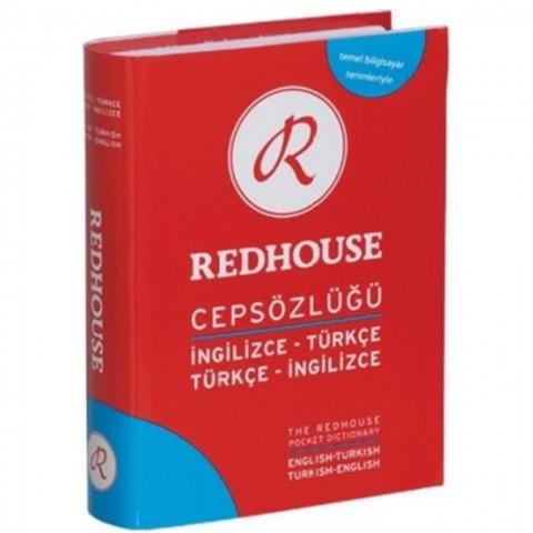 Redhouse Cep Sözlüğü İngilizce Türkçe - Türkçe İngilizce