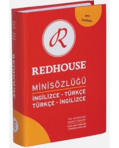 Redhouse Mini Sözlüğü İngilizce Türkçe - Türkçe İngilizce