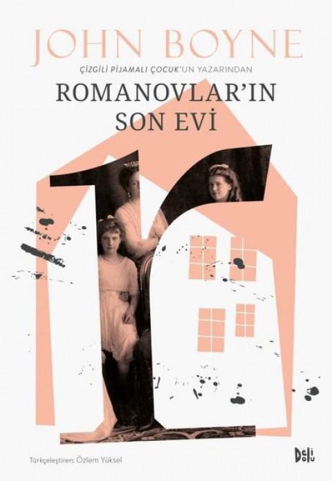 Romanovların Son Evi John Boyne Delidolu Kitap