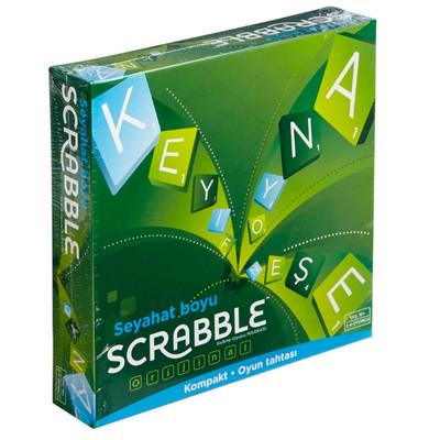 Scrabble Travel Türkçe - Seyahat Boyu