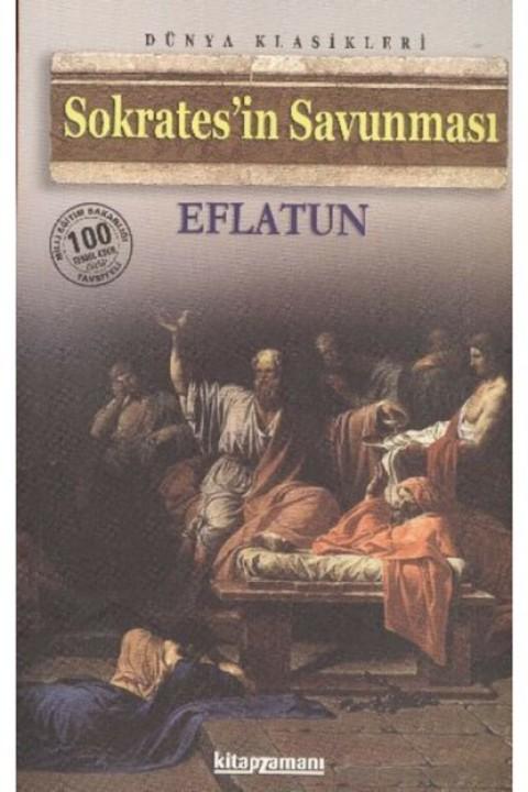 Sokratesin Savunması - Eflatun
