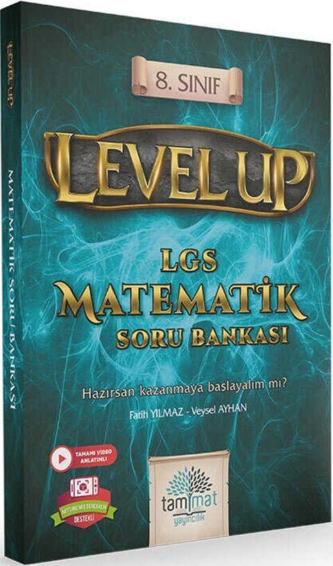 Tammat Yayıncılık 8.Sınıf Level Up LGS Matematik Soru Bankası