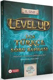 Tammat Yayıncılık 8.Sınıf Level Up LGS Türkçe Soru Bankası