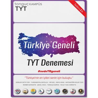 Tonguç Akademi TYT Türkiye Geneli Deneme
